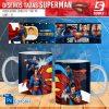 plantillas para sublimar tazas de superman