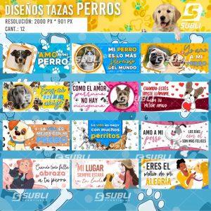 diseños para tazas de perros y mascotas