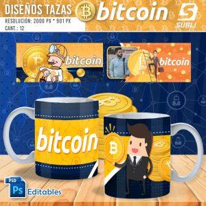 plantillas para sublimar tazas de bitcoin