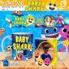 plantillas para sublimar tazas de baby shark