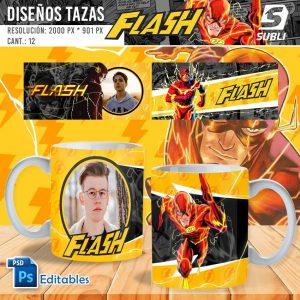 plantillas para sublimar tazas de flash